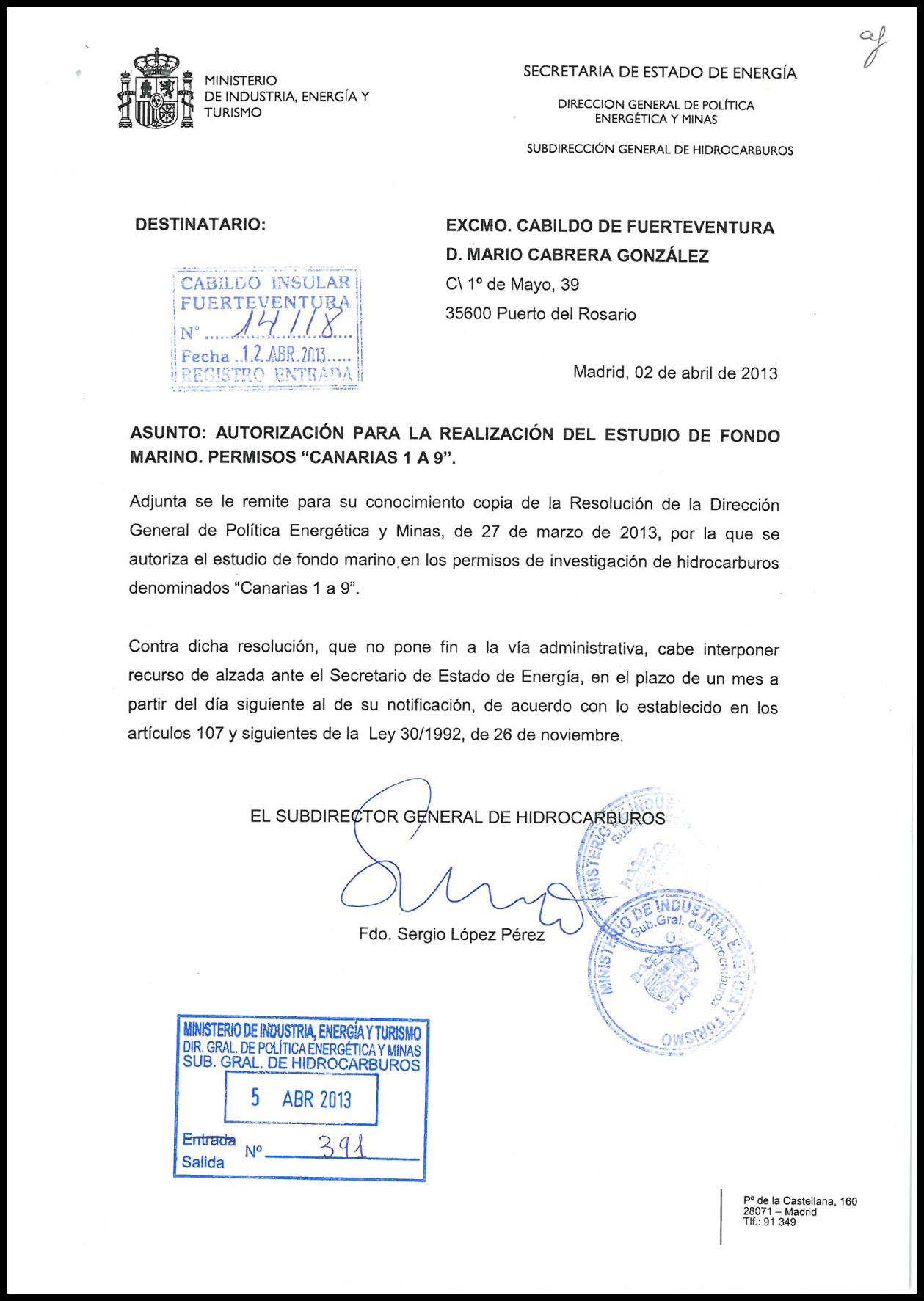 Cairn Energy : Foum Draa licence in H2 2013, Cap Juby 2013 maroc