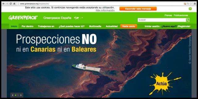 NoOil_Greenpeace